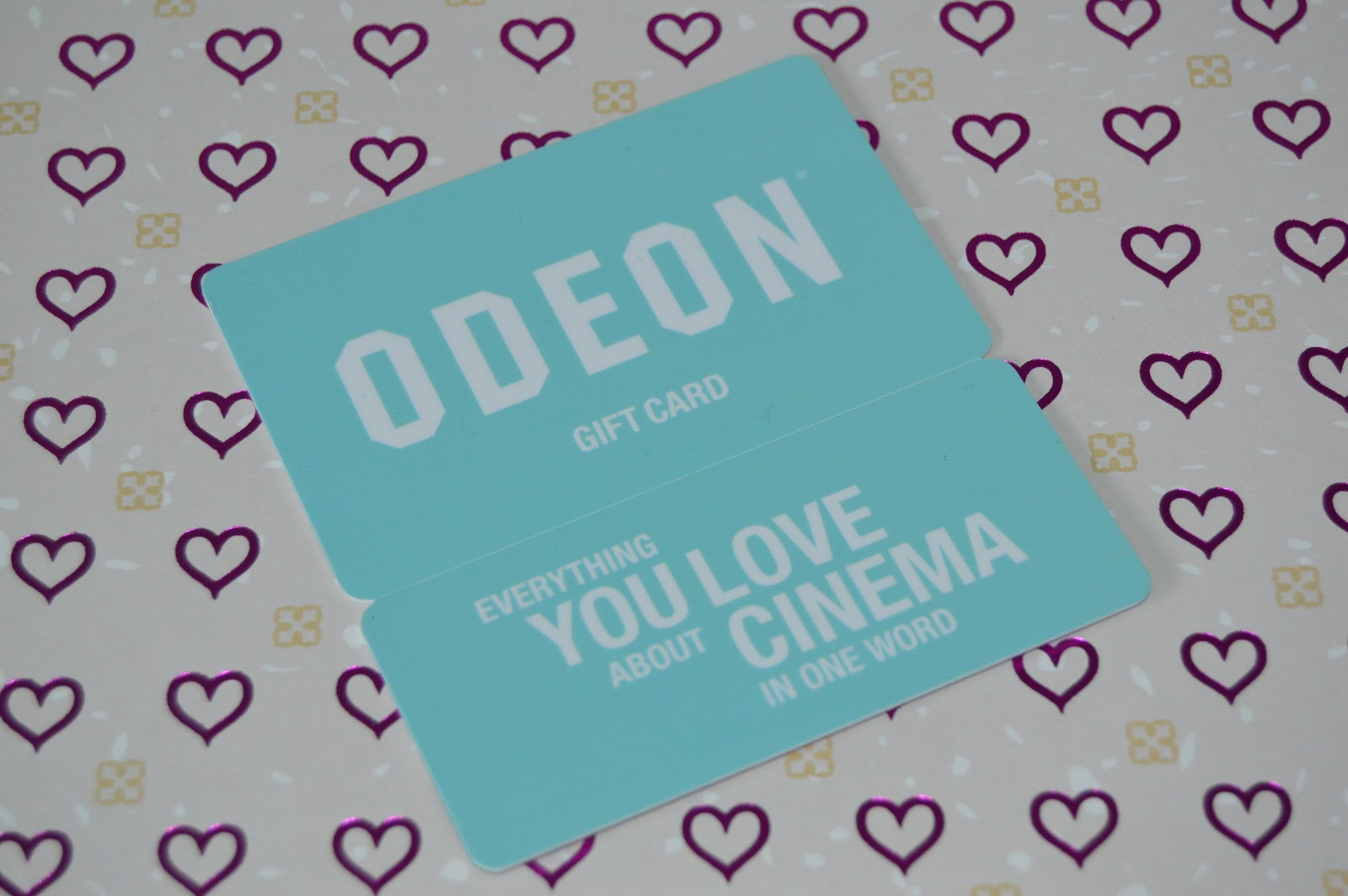 Odeon Gift Card