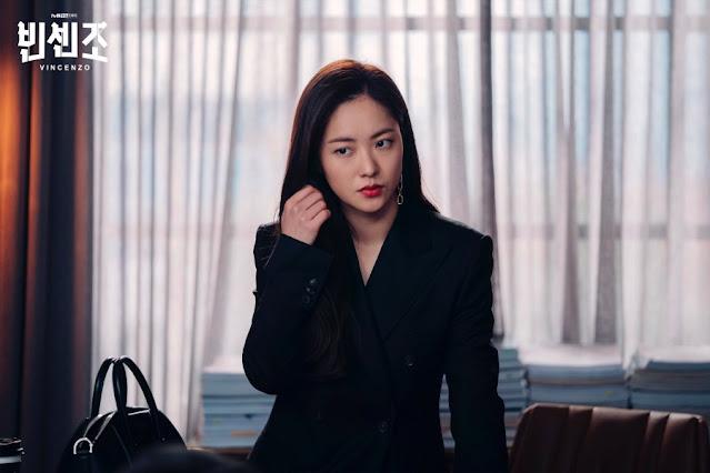 Hong Cha-Young (Jeon Yeo-Bin) : Sinopsis dan Review Drama Vincenzo 2021