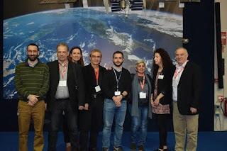 Το 5ο ΓΕΛ Κατερίνης στην έδρα του Ευρωπαϊκού Οργανισμού Διαστήματος για την Έρευνα και την Εκπαίδευση.