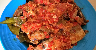 Sambal Lado Khas Aceh