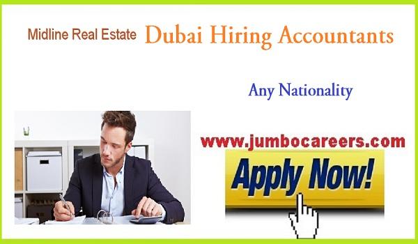 Recent Dubai jobs for Accountant, Current job details in Duabi,