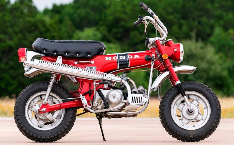 Honda CT70 Average Mileage (1971) - Per Liter, Kmpl & More