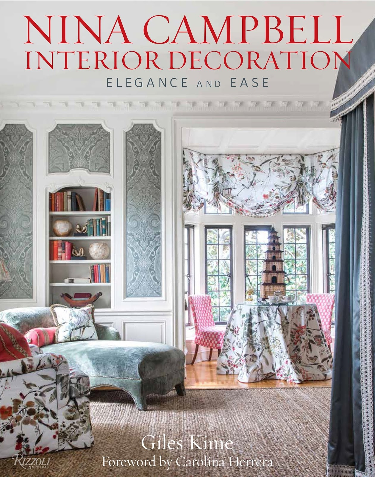 Her nearly fifty-year career in interior design has always exemplified the best of English interiors. Her work spans nine books and this one has to be ... & Color Outside the Lines: BOOK REVIEW: NINA CAMPBELL INTERIOR ...