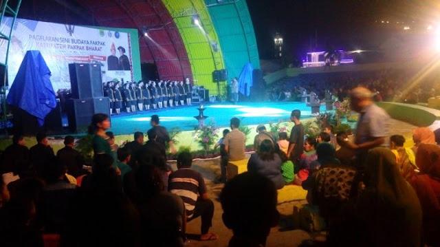 Yuk Mengintip Meriahnya Pagelaran Seni Pakpak Bharat di PRSU