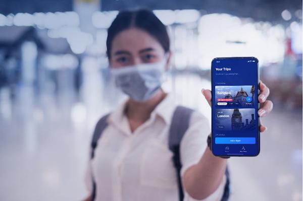 """Airbus lança a App """"Tripset"""" para facilitar as viagens aéreas em contexto pandémico"""