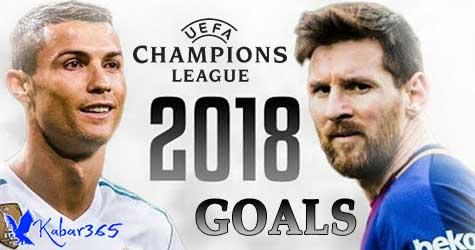 Perbandingan Gol Ronaldo vs Messi Usai Perempatfinal Liga Champions