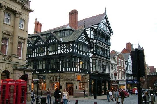 Chester, Inggris