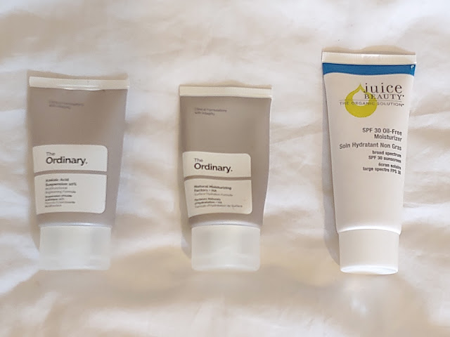 New Trial Skincare Routine for Fading my Dark Spots