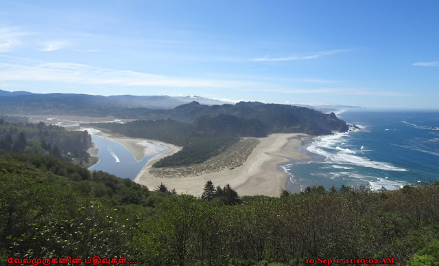 Salmon River Estuary Cascade Head
