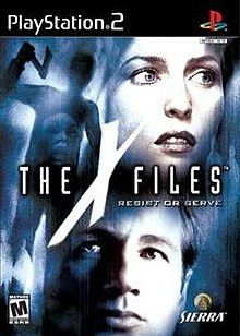 The X-Files Resist or Serve PS2 Torrent