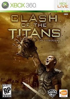 Clash of the Titans (X-BOX360) 2010