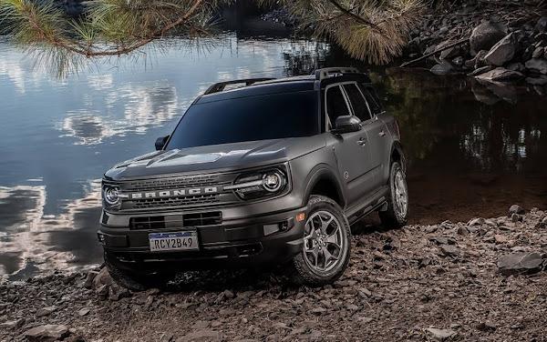 Novo Ford Bronco Sport 2022: SUV tem imagens no Brasil divulgadas