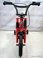 2 Sepeda Anak Merino 12-2209-9 Suspension 12 Inci