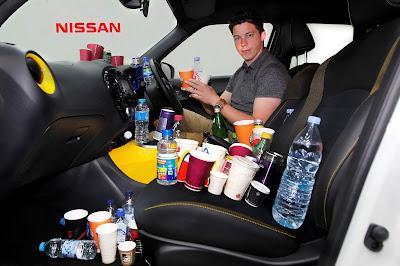 Δείτε τι ξεχωριστό έχουν οι ποτηροθήκες στα μοντέλα της Nissan!