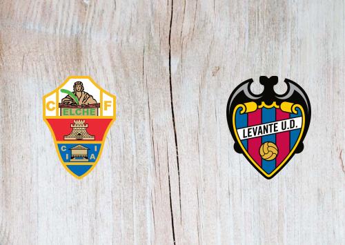 Elche vs Levante -Highlights 24 April 2021