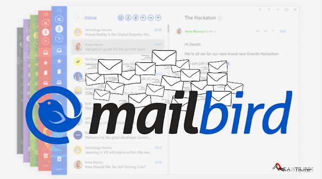 Mailbird client, software di posta elettronica per Windows