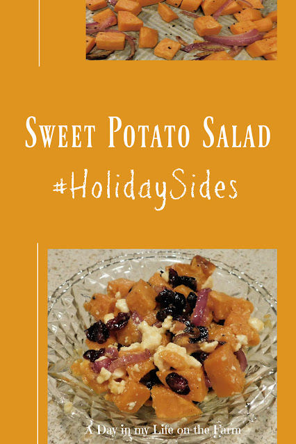Sweet Potato Salad pin