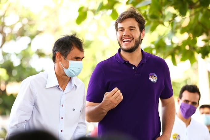 Romero começa a dividir governo com Bruno e já divide parte das decisões