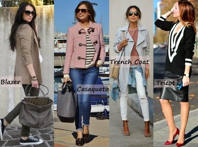 Blog Dicas de Stylist _ liquidação, blazer, casaqueto, trench coat, cardigan