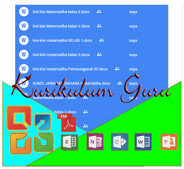 Kurikulum Guru Download Soal Ujian Tengah Semester Uts