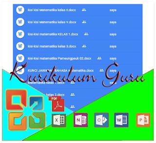 Download Soal Ujian Tengah Semester (UTS) Jenjang Sekolah Dasar (SD) Kelas 1, Kelas 2, Kelas 3, Kelas 4, Kelas 5, Kelas 6 Mata Pelajaran Matematika Lengkap Dengan Kunci Jawaban