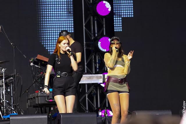 Icona Pop в России
