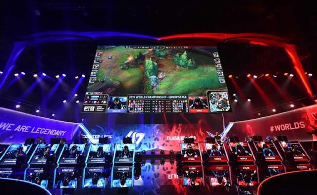 Riot Games se plantea crear un mundial por selecciones.