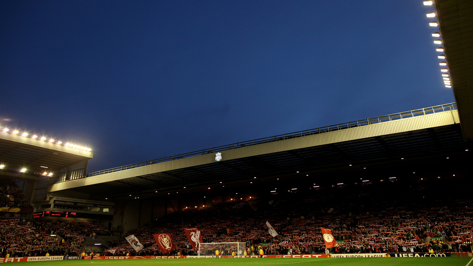 Anfield Wallpapers High Definition Wallpapers