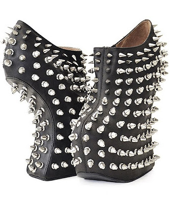Jeffrey Campbell The Shadow Spike And Stud Shoes Smart Shoez