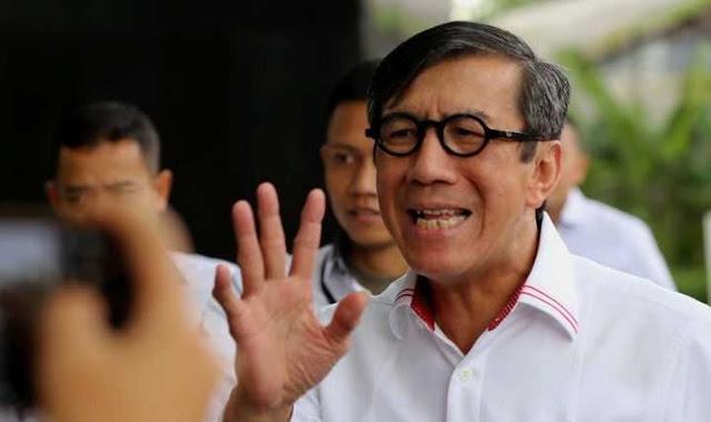 Kemenkumham Catat Ada 3,7 Juta Warga China Keluar Masuk Wilayah Indonesia Sepanjang 2019