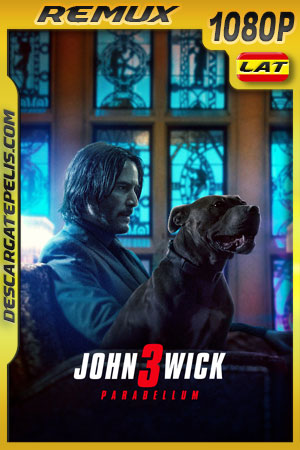 John Wick 3: Parabellum (2019) 1080p BDRemux Latino – Ingles