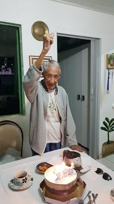 Faleceu Aos 106 anos o Presidente de Honra do Cidadania