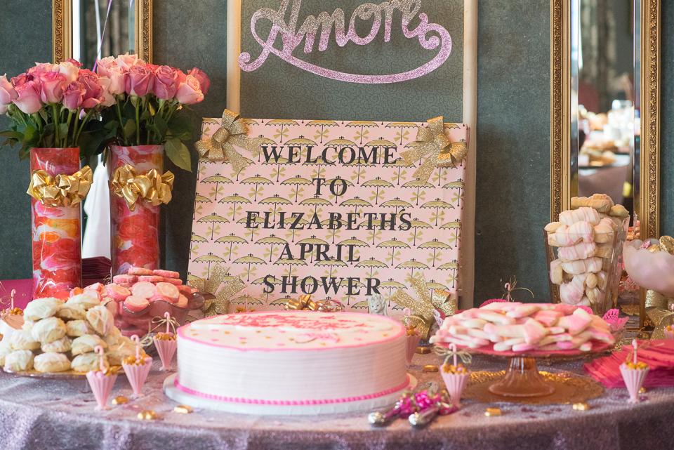 doo-dah!: April Showers Brings JUNE Flowers; my bridal shower!