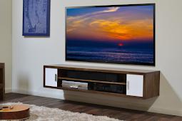 19 Ide Desain Rak TV Minimalis Modern