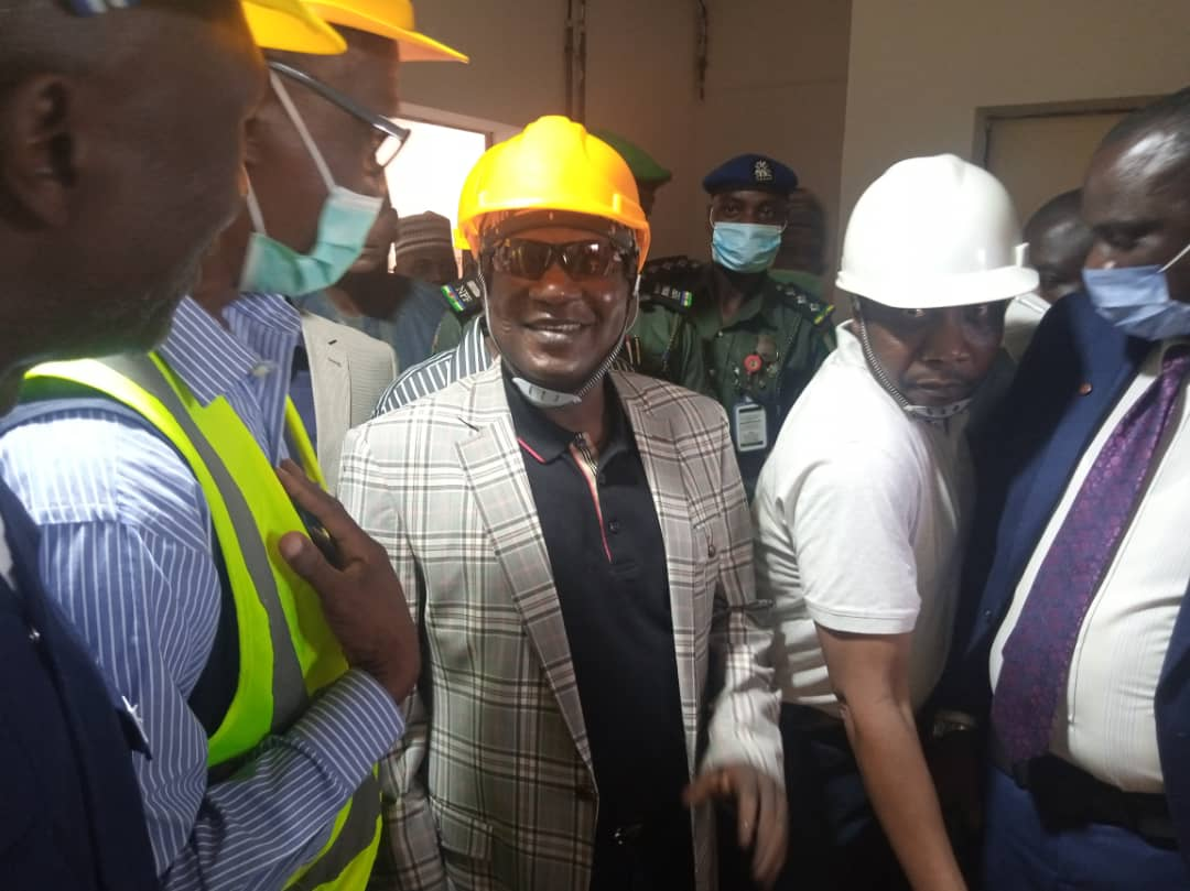 GOVERNOR LALONG COMMISSIONS ROADS, WATER PLANT, SUPERVISED OTHER PROJECTS #Arewapublisize