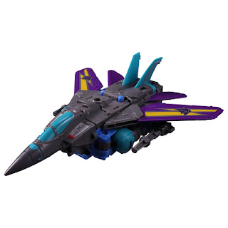 PP-18 Blackwing dalla Takara Tomy per la serie Transformers Power of the Primes