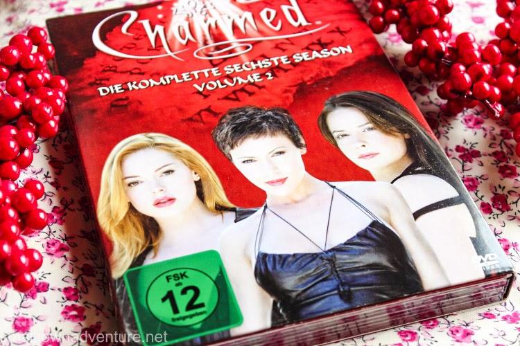 Monatsrückblick September, Erlebt Gesehen Gebloggt, Charmed, Serienjunkie, Filmblogger