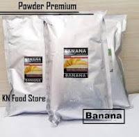 Powder-banana-premium