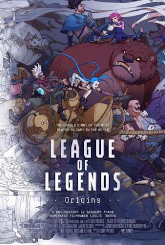 League of Legends: Origins (Web-DL 1080p Ingles Subtitulado) (2019)