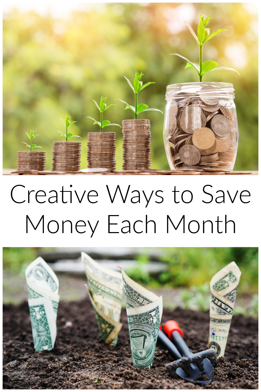 5 Creative Ways to Save Money Each Month