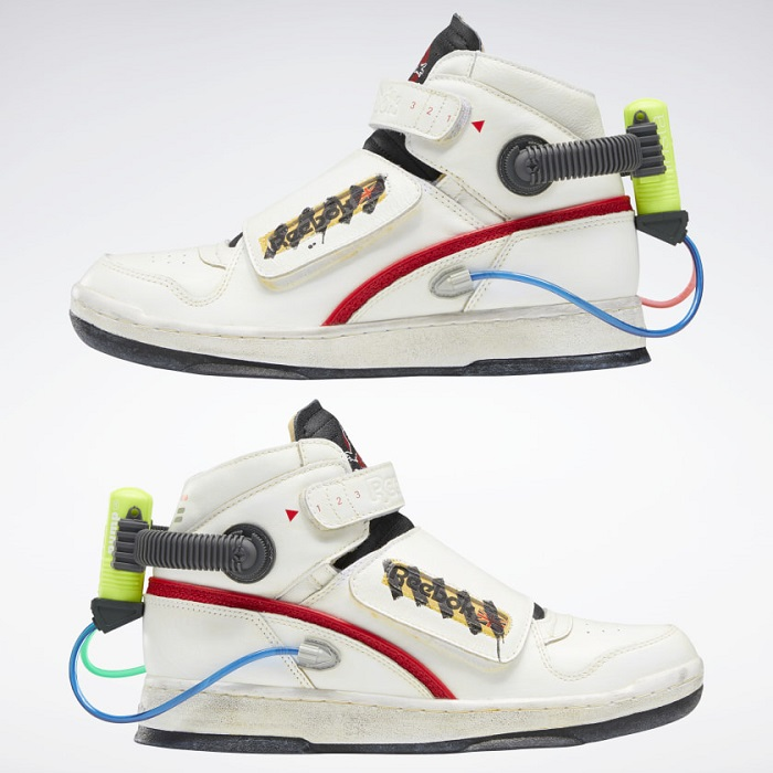 Ghostbusters Reebok Sneakers With Proton Packs