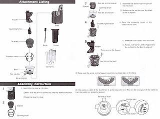 Klarstein Fruitpresso 2G, manuale d'uso