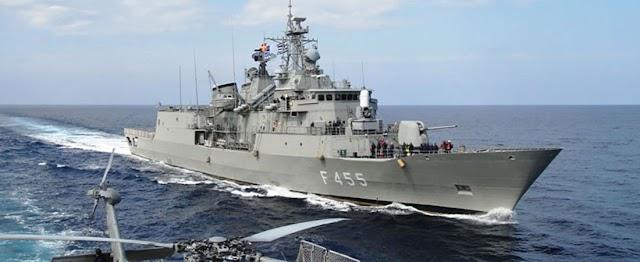 «Ναυμαχία» υπερδυνάμεων για τη φρεγάτα του Πολεμικού Ναυτικού