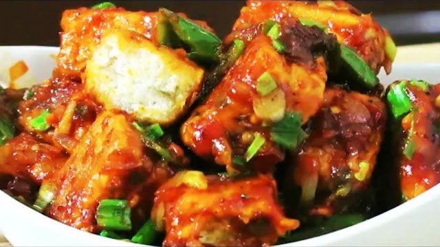 Bread Manchurian Recipe, bread Manchurian Recipe in Hindi