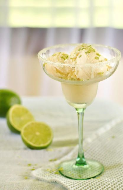 homemade margarita ice cream no churn recipe