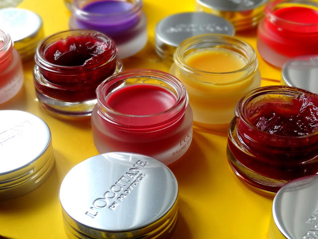 L'Occitane Fruity Lip Care Collection | Tinted Lip Balms, Lip Scrubs and Fruity Perfecting Balm