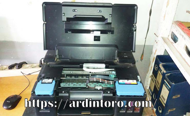 Cara Memperbaiki Cartridge