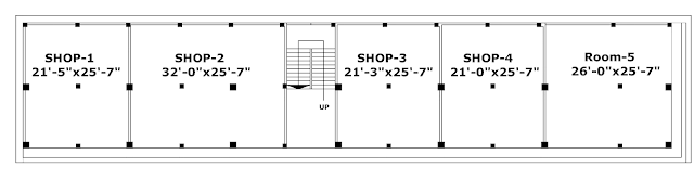 queen's plaza ground floor plan