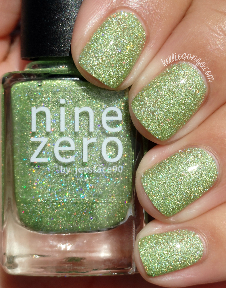 Nine Zero Lacquer New Growth