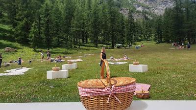 Pic nic gourmet Valle Argentera